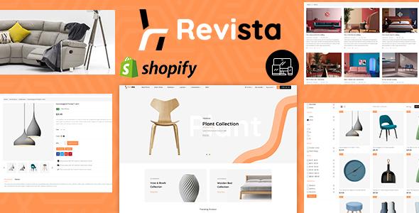 Responsive Shopify Furniture Theme
