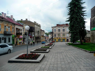 Дрогобыч. Ул. Ковальская