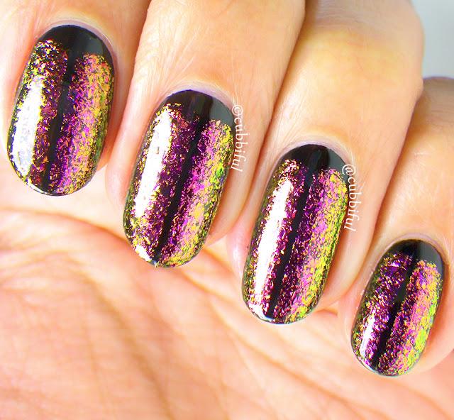 Beetle Nails