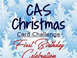 CAS Christmas - Deer