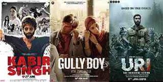 Top 10 bollywood movies 2019