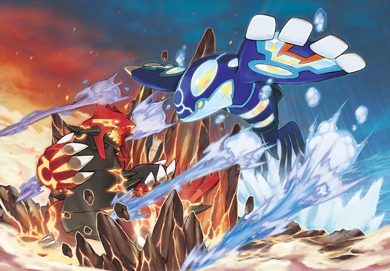 Primal Reversion - Pokémon OmegaRuby e AlphaSapphire
