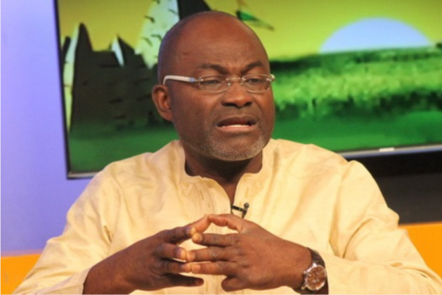I contracted Covid-19 during my 60th birthday celebration – Kennedy Agyapong reveals