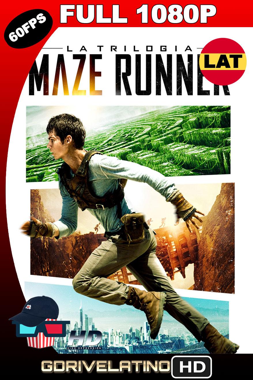 The Maze Runner (2014-2018) [Trilogía] BDRip 1080p (60 FPS) Latino-Ingles MKV