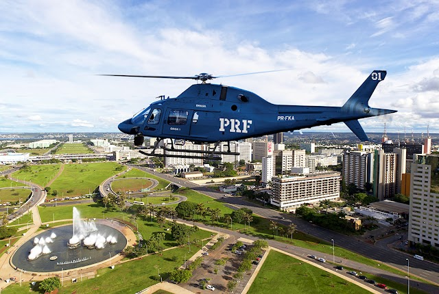 PRF irá adiquirir 6 Helicópteros Leonardo AW119Kx