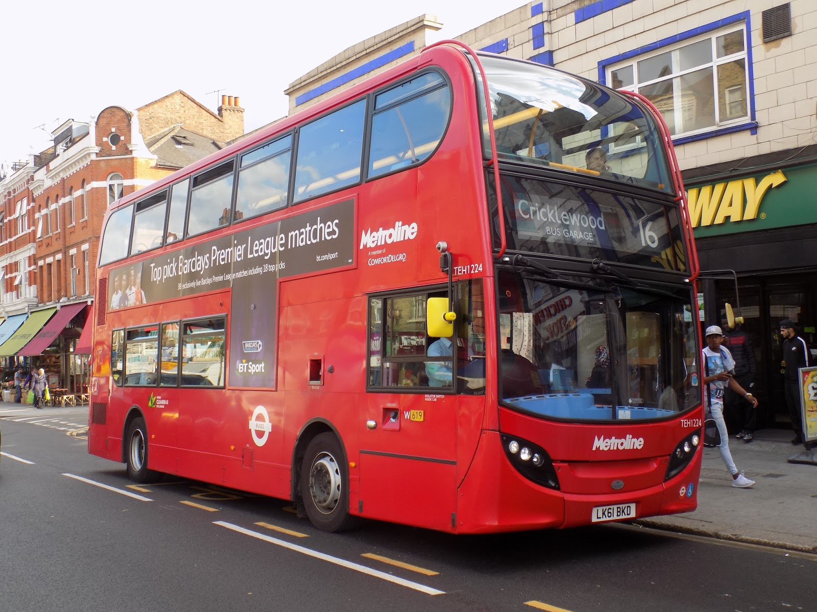 London Connected Bus News Late Spring Early Summer All