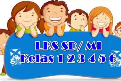Download LKS SD Kelas 1, 2, 3, 4, 5, 6