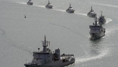 Tidak Punya Angkatan Laut