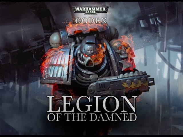 NEW RELEASE: Codex: Legion of the Damned | Talk Wargaming