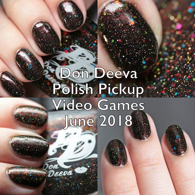 Don Deeva Polish Pickup Video Games June 2018