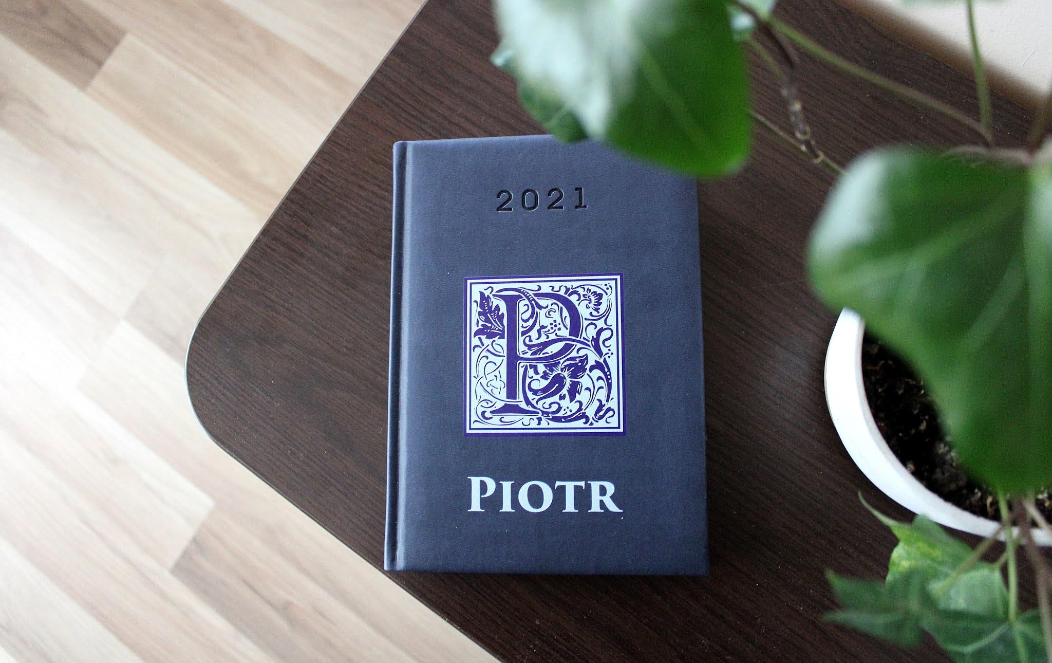 Kalendarz książkowy My Gift DNA