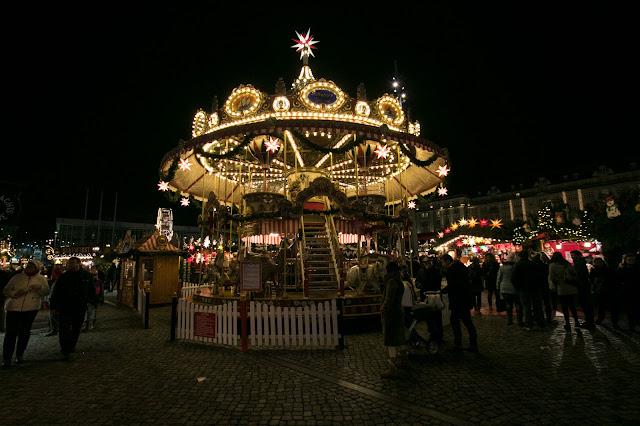 Dresdner Striezelmarkt (mercatino di Natale)-Dresda