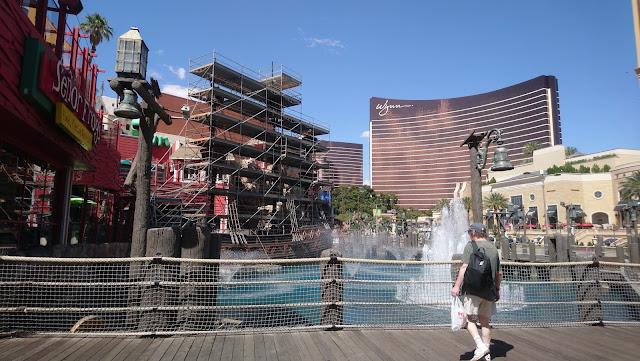 Treasure Island Hotel, Las Vegas