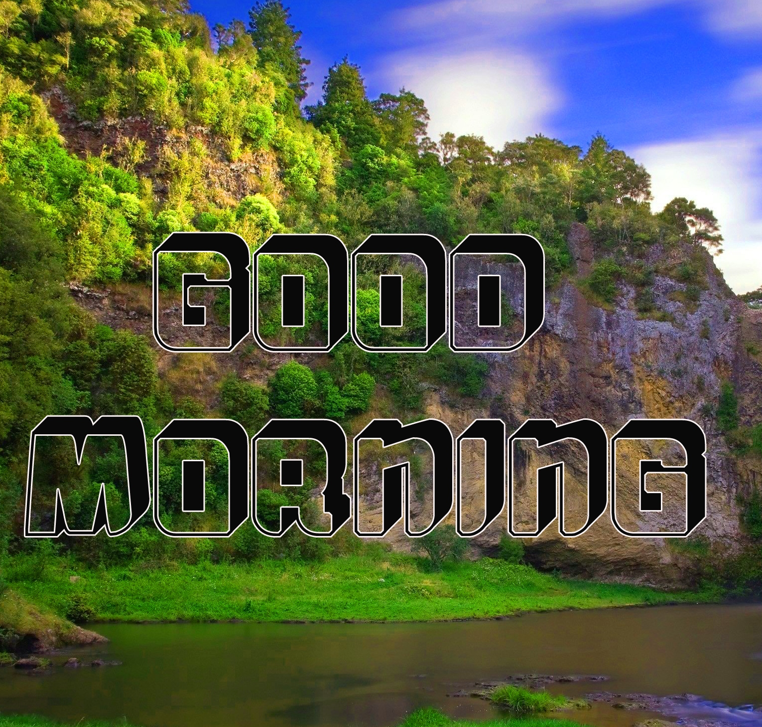 good morning 3d wallpaper free download
