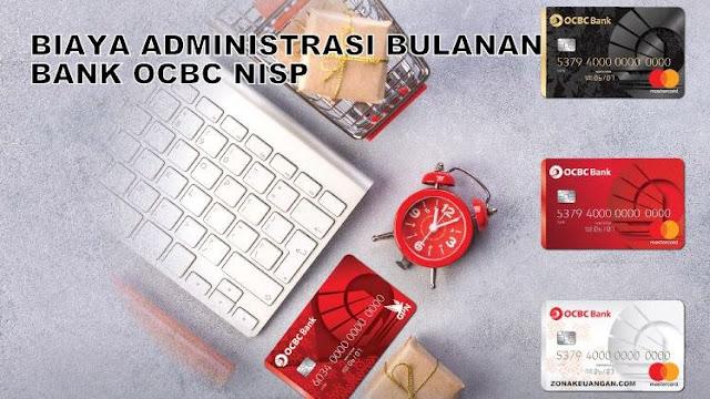 Potongan Per Bulan ATM OCBC NISP