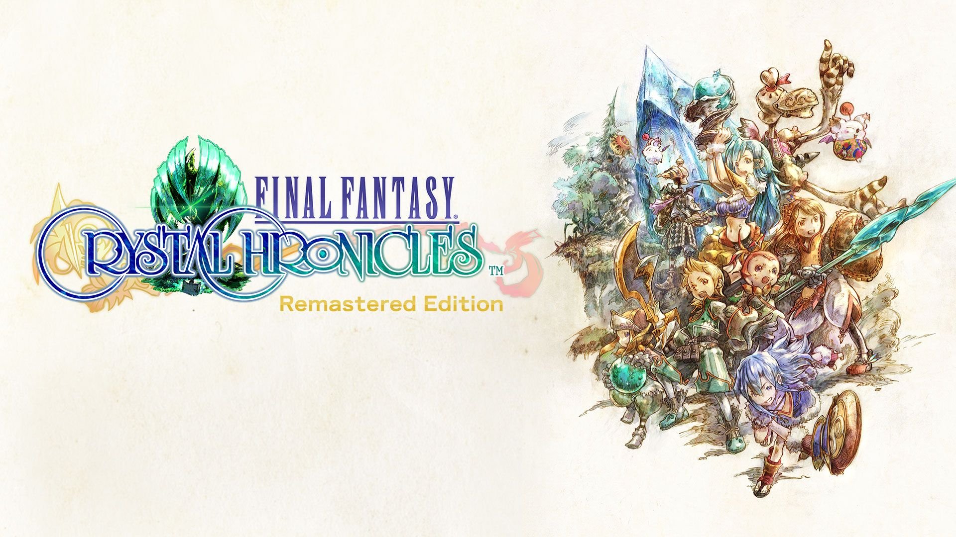 FINAL FANTASY CRYSTAL CHRONICLES Remastered Edition v1.0.1 NSP XCI NSZ For Nintendo Switch