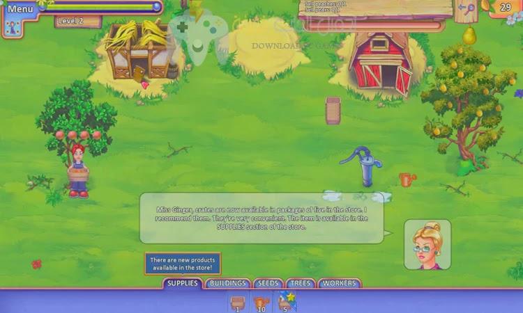 تحميل لعبه المزرعة Farm Craft برابط مباشر