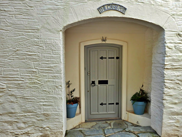 The Crab Pot House, Fowey, Cornwall