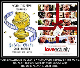 February Golden Globe Stash Challenge