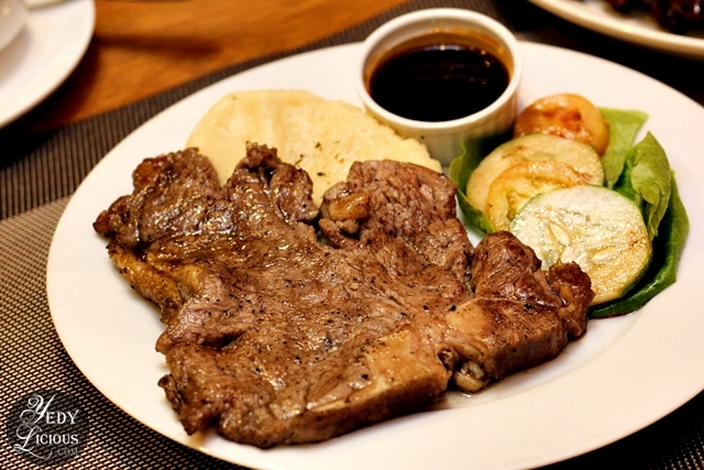 Beeffalo T-Bone Steak