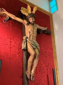 Salida Extraordinaria de la Vera Cruz en la Algaba este Sábado 26 de Octubre