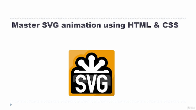Master SVG animation using HTML & CSS - Build 8 Projects