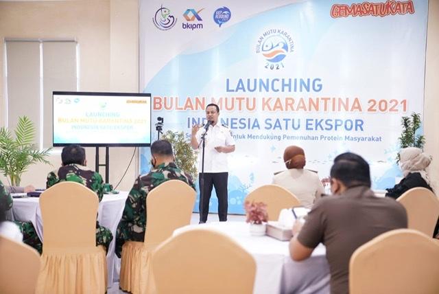 Langkah Plt Gubernur Sulsel Dukung Upaya Ekspor Komoditi Ikan
