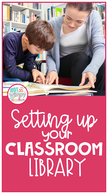 Organizing Books in Your Classroom Library
