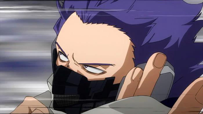 My Hero Academia (Boku no Hero Academia) anime - Temporada 5