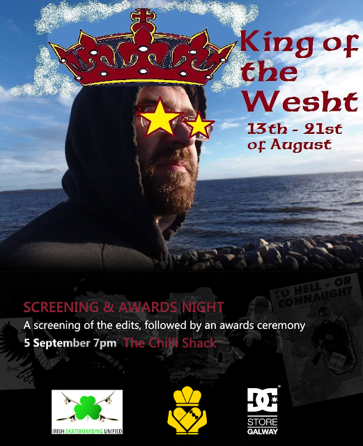 king of the wesht screening awards night