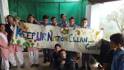 La educación medioambiental es esencial para luchar contra el cambio climático
