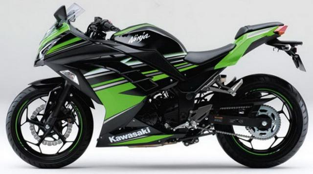 Kawasaki Ninja 250 4 Silinder akan Rilis Oktober Nanti?