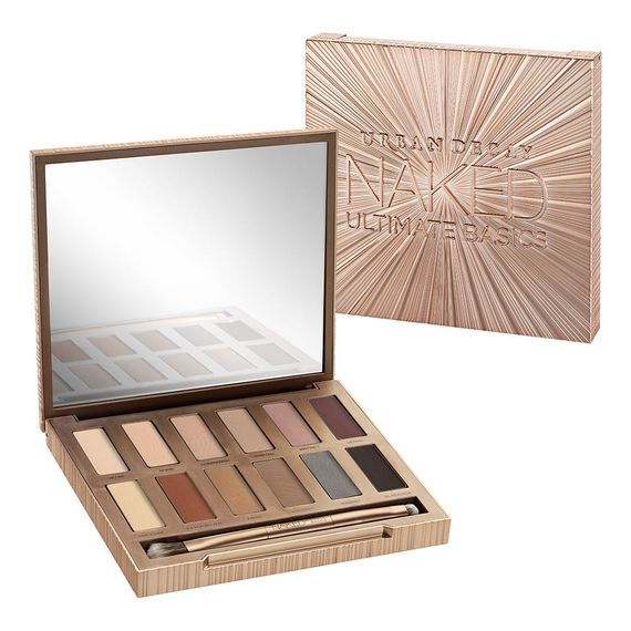 Urban Decay Naked Ultimate Basics Palette - Fave Cruelty-Free Beauty Products | www.hannahemilylane.com