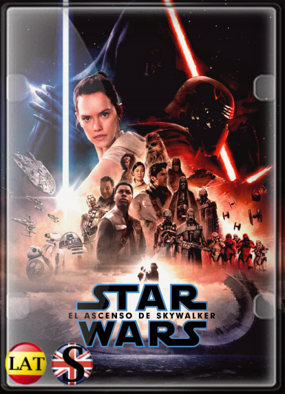 Star Wars: El Ascenso de Skywalker (2019) FULL HD 1080P LATINO/INGLES