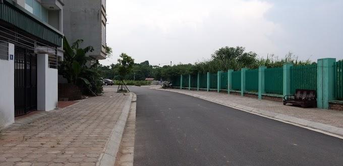 Bán Đất Đấu Giá B4/N01 Thượng Thanh, Long Biên, Diện tích 104.5m2, MT 10m, Giá bán chỉ 56 triệu/m2
