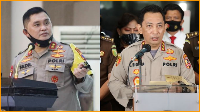 Kapolda Metro Jaya Jadi Stafsus Ketum PBSI, Kabareskrim Jabat Sekjen
