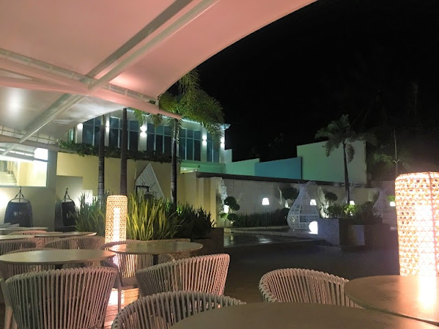Salt Restaurant at Be Resort Mactan Cebu