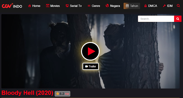 Nonton Film Bloody Hell (2020) Sub Indo Full Movie | Link 2021
