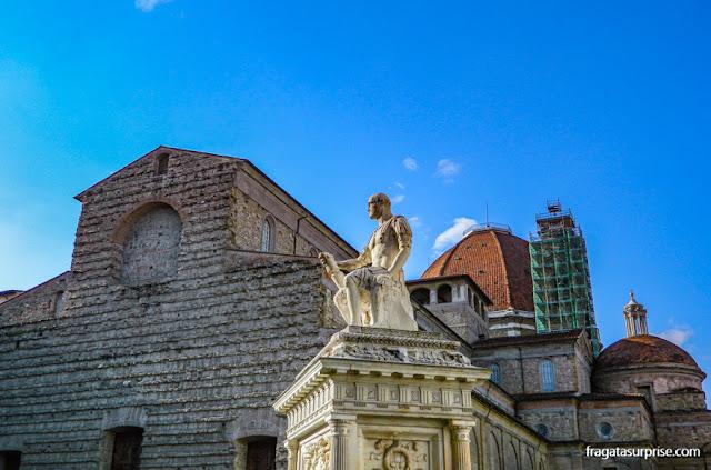 Igreja de San Lorenzo, em Florença