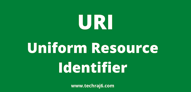 URI full form, What is the full form of URI