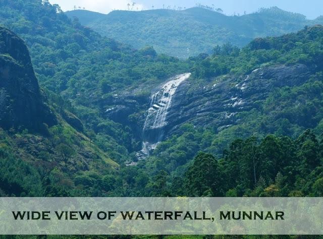 Nyayamkad Waterfalls Munnar