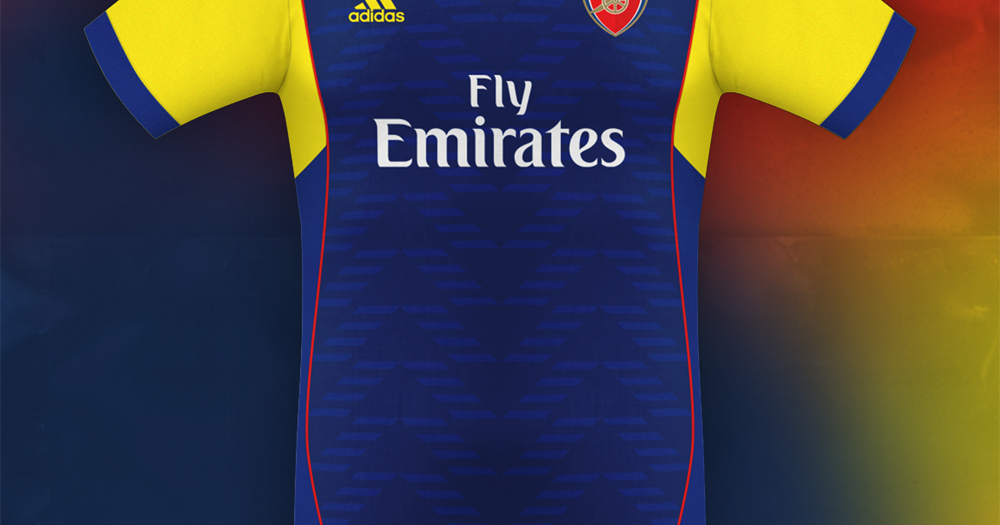 Arsenal Fantasy Away Adidas