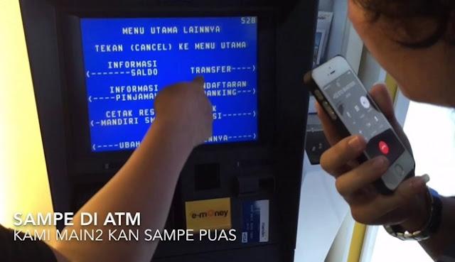 11 Menit Sukses Kuras Rp44 Juta di ATM, Teknik Social Engineering Ini Banyak Menipu Orang Awam