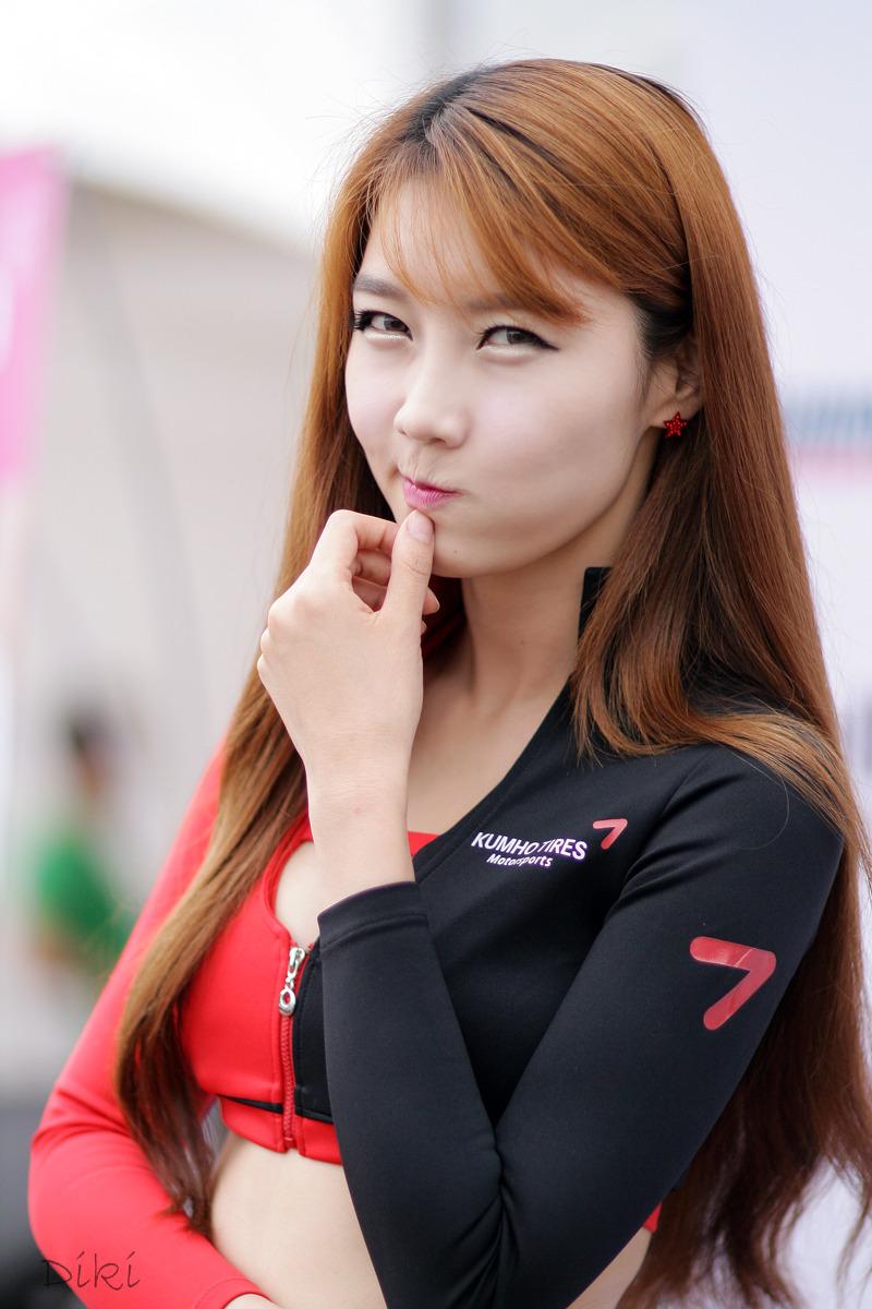 xxx nude girls: Choi Byeol Yee - Seoul Auto Salon 2012