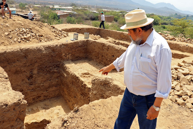 3,000-year-old megalithic temple found in Peru