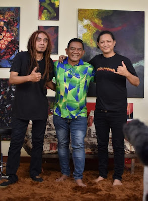 AM Kuncoro bersama Steven & Tege Coconut Treez Siap Lestarikan Bahasa Daerah Lewat Lagu Mimi Mintuno Tresno