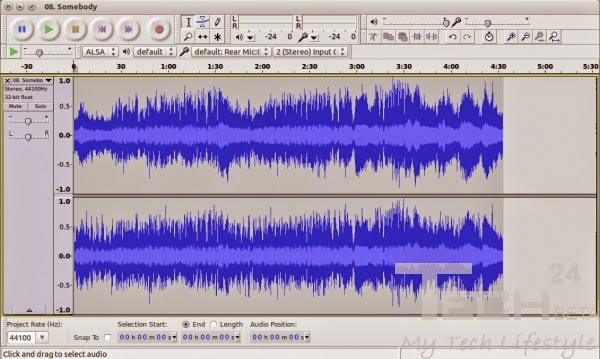 Madisontwp org, Download audacity 2 0 5