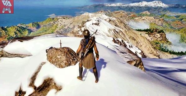 Топ 5. Assassins Creed: Odyssey - секреты и пасхалки