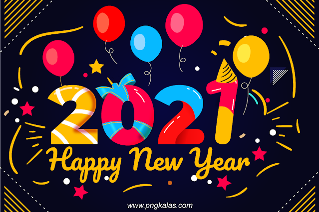 New Year Banner, New Year Banner Design, Happy New Year Template, New Year 2021 Design Template, new year Template
