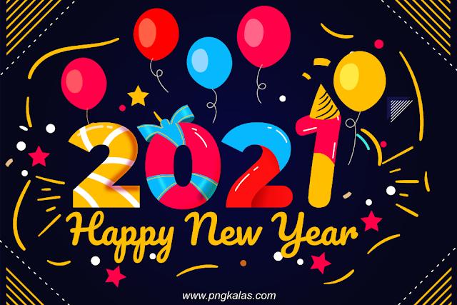 New Year Banner Design 2021